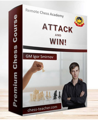 Attack and Win! -  Chess Course Video Download
