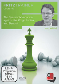 The Saemisch Variation against the King's Indian and Benoni - Chess Opening Software Download