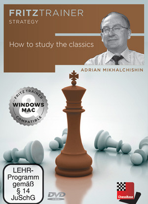 How to Study Classics - Chess Training Software Download