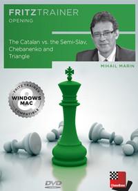 The Catalan vs. the Semi-Slav, Chebanenko, and Triangle - Chess Opening Software Download
