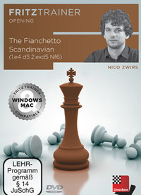 The Fianchetto Scandinavian - Chess Opening Software Download