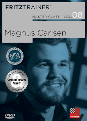 Master Class, Vol. 8: Magnus Carlsen (2nd Edition) - Chess Biography Software Download