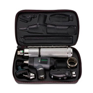 Welch Allyn 3.5V Coaxial Otoscope/opthalmoscope and Throat Illuminator Diagnostic Set