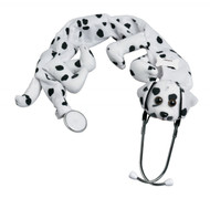 Pedia Pals Dalmation Stethoscope Cover With ID Tag