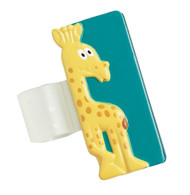 Pedia Pals Giraffe Stethoscope ID Tag