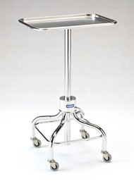 Instrument Stand - 4 Caster Base