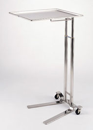 FOOT OPERATED MAYO INSTRUMENT STAND