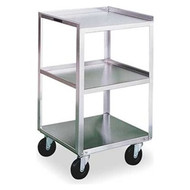 Compact Stainless Utility Cart