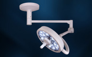 MI 750 LED Surgery Light with Single Ceiling Mount