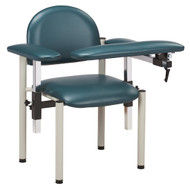 Padded Blood Drawing Chair with Padded Arms (6050U)