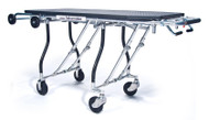 289 EASY LOADER Collapsible Gurney Cart with Proven Back Saving Design