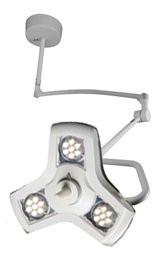 AIM LED Minor Surgery / Diagnostic Light Floor Stand Single Ceiling (AIMLEDSC )