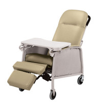 Lumex Three Position Recliner - Doe Skin