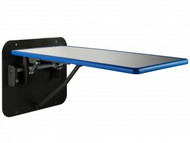 SHOR-LINE FOLD-UP PENINSULA EXAM TABLE