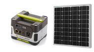 Goal Zero Yeti 400 & Renogy 50W Solar Panel - Kit