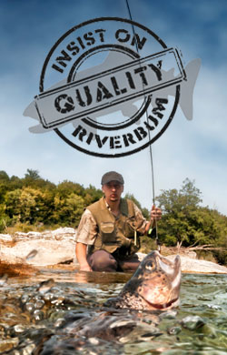 Insist on RiverBum Quality
