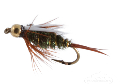 Prince Nymph, Bead Head