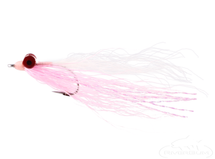 Clouser Deep Minnow, Pink-White
