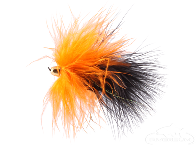 Marabou, Black-Orange, Conehead