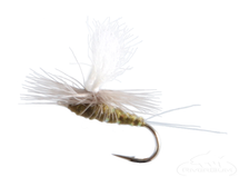 Blue Winged Olive Para Wulff