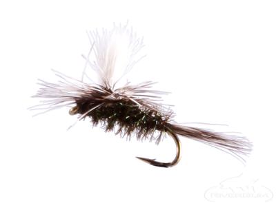Midge, Parachute, Peacock