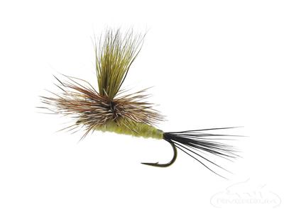 Eastern Green Drake, Parachute
