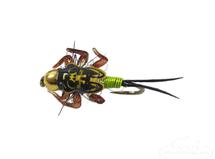 Catch's Copper K, Chartreuse TB
