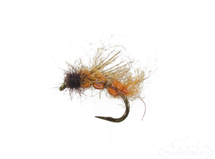 Pulsating Caddis, Tan