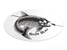 RiverBum Sticker Salt