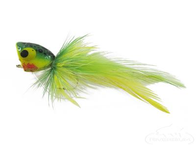 Bass Popper, Frog