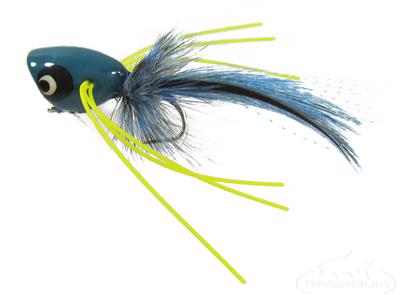 Bass Popper, Blue