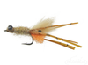 Orange Bearded Mantis Shrimp Tan