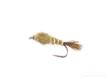 Hares Ear Nymph, Olive