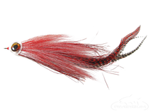 Brayden's Musky Killer-Red/White