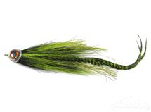 Brayden's Musky Killer-Chartreuse/Black