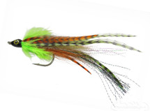 Bullethead Baitfish-Chartreuse