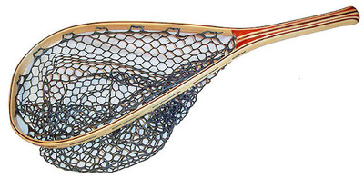 isknat Steelhead Float Tube Net