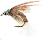 Bjorn's Baddest Caddis Brown