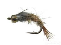 Barr Emerger, Bead Head, Blue Winged Olive