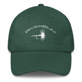 Green Dry Fly RiverBum Hat