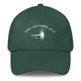Green Dry Fly RiverBum Hat