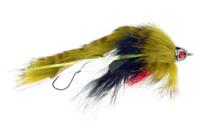 Dolly Llama Olive Streamer Fly