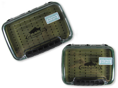 RiverBum Signature Polycarbonate Large Fly Box