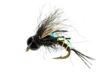 Gardner's Never Bug Black Dry Fly