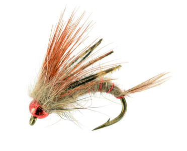 Gardner's Never Bug Natural Dry Fly