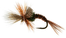 Challenged Mayfly Emerger Dry Fly