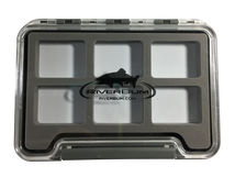 RiverBum Medium Waterproof Thin Box w/ 6 Compartments