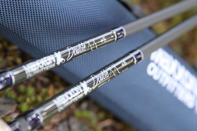 Maxxon Double XX Fly Rod