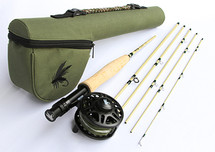 Maxxon Passage Fly Rod & Reel Combo