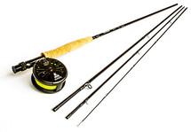 Maxxon TimberHawk Fly Rod & Reel Combo